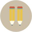 pencils-1402571850_flat_icons-graficheria.it-12